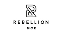 Rebellion Manchester Logo